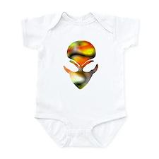Alien Cloud 4 Infant Bodysuit