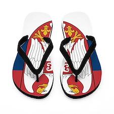 Serbia flip flops Flip Flops