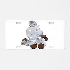 BigSavings101610.png Aluminum License Plate