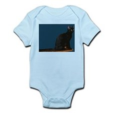 egyptian mau sitting 3 Body Suit