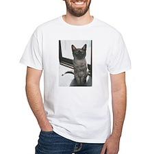 egyptian mau sitting T-Shirt