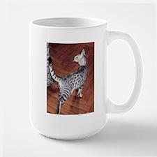 egyptian mau full Mugs