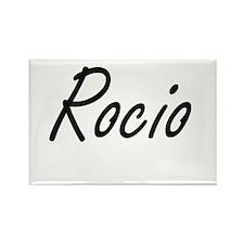 Rocio artistic Name Design Magnets