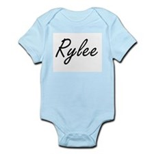 Rylee artistic Name Design Body Suit
