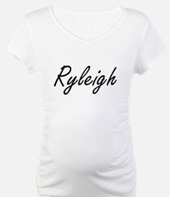 Ryleigh artistic Name Design Shirt