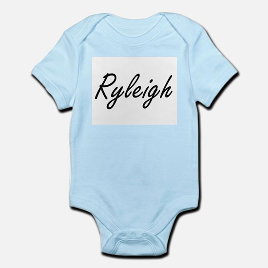 Ryleigh artistic Name Design Body Suit