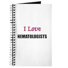 I Love HEMATOLOGISTS Journal