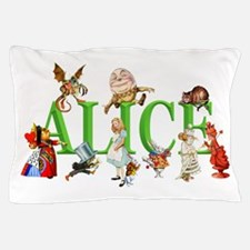 Alice and Friends in Wonderland, inclu Pillow Case