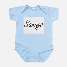 Saniya artistic Name Design Body Suit