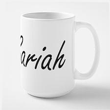 Sariah artistic Name Design Mugs