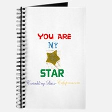 You Are My Star. Star Design. Journal