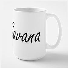 Savana artistic Name Design Mugs