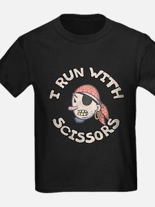 I Run With Scissors T
