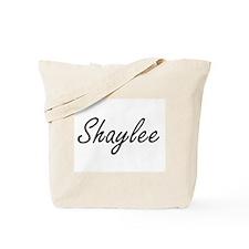 Shaylee artistic Name Design Tote Bag