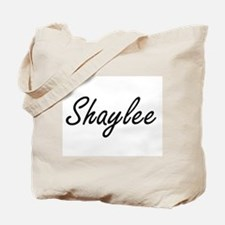 Shaylee artistic Name Design Tote Bag