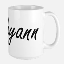Shyann artistic Name Design Mugs