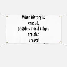 Morals Banner