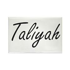 Taliyah artistic Name Design Magnets