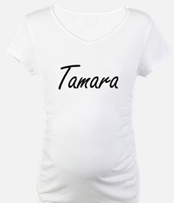 Tamara artistic Name Design Shirt