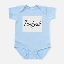 Taniyah artistic Name Design Body Suit