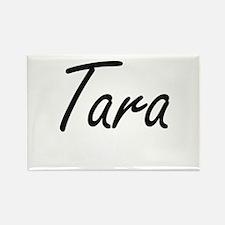 Tara artistic Name Design Magnets