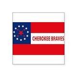 Cherokee Bumper Stickers