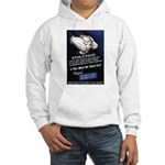 Defend The Right To Teach Hooded Sweatshirt