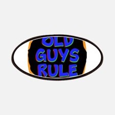 Old Guys Rule Patch