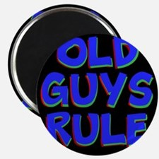 Old Guys Rule Magnets