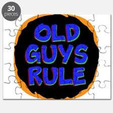 Old Guys Rule Puzzle