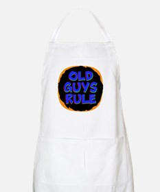 Old Guys Rule Apron