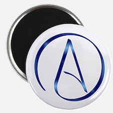 Atheism Symbol Magnet