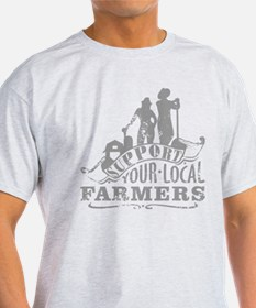 Cute Vintage farm T-Shirt
