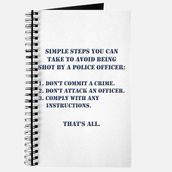 Simple Steps Journal