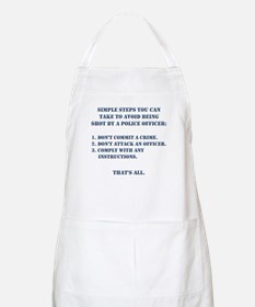 Simple Steps Apron