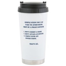 Simple Steps Travel Mug