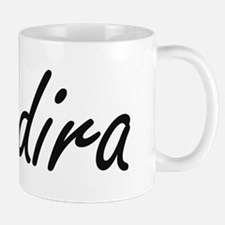 Yadira artistic Name Design Mug