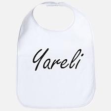 Yareli artistic Name Design Bib