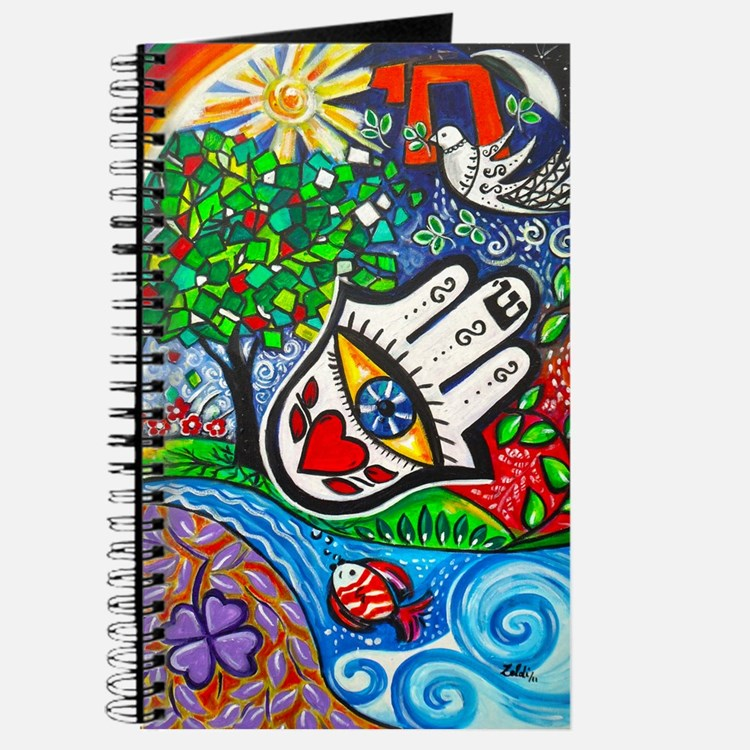 Hamsa del Amor Journal
