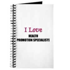 I Love HEALTH PROMOTION SPECIALISTS Journal