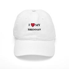 I Love MY Brennan Baseball Cap