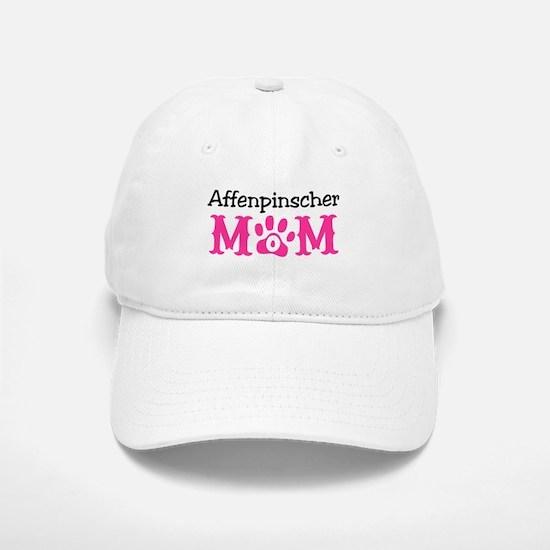 Affenpinscher Mom Baseball Baseball Baseball Cap