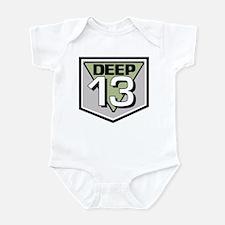 deep 13 Onesie