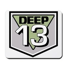 Deep 13 Mousepad