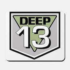 Deep 13 Mousepad