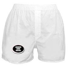 Black and White Rednecks Lives Matter Boxer Shorts