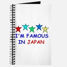 I'M FAMOUS IN JAPAN Journal