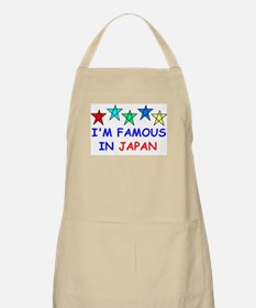 I'M FAMOUS IN JAPAN BBQ Apron