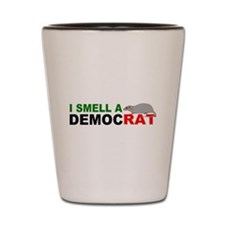 Pro-Republican Shot Glass