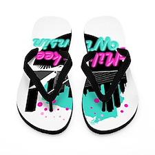 Milwaukee Wisconsin Sklyine Flip Flops
